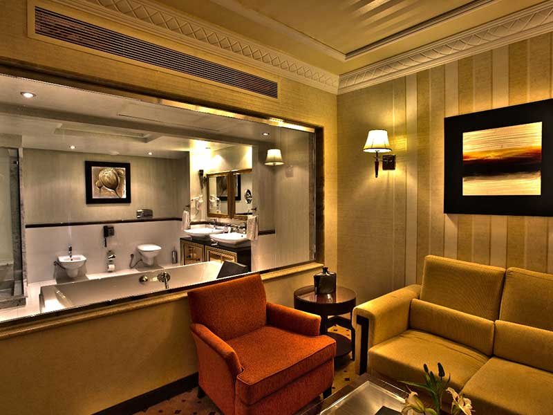 Jacuzzi Suite Prime Sea View & Pool View